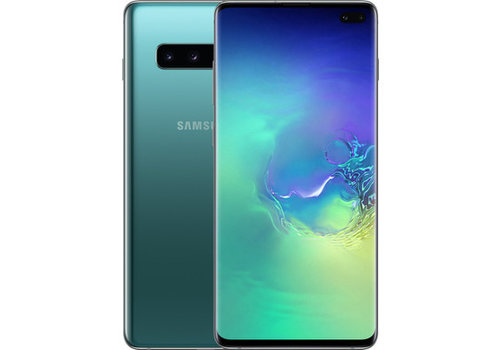 Samsung Galaxy S10 Plus 128GB Groen