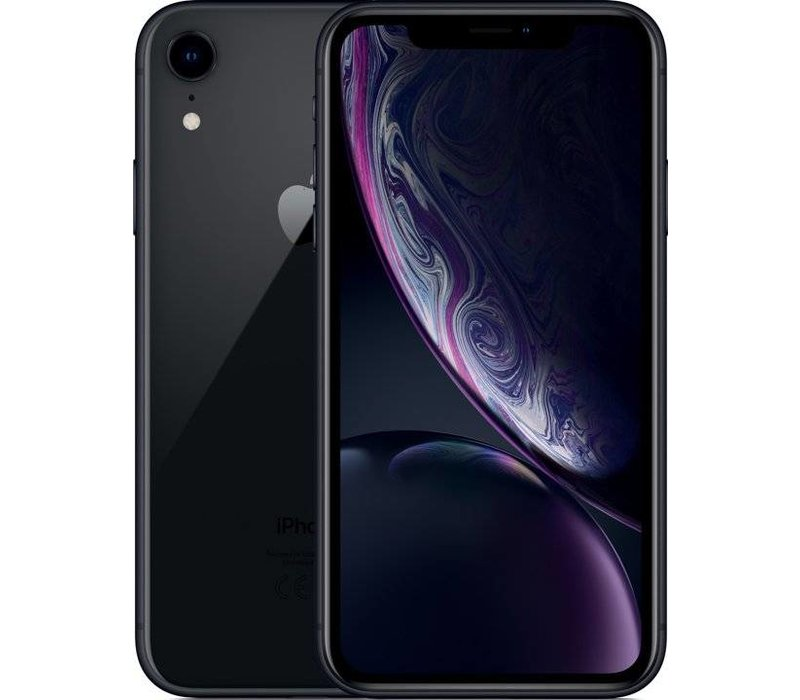 Apple iPhone XR 64GB Zwart