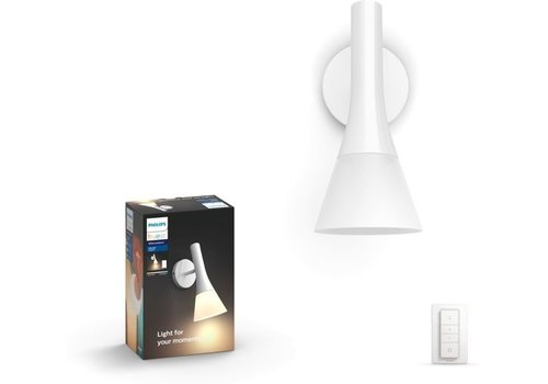 Philips Hue Explore Wandlamp Wit