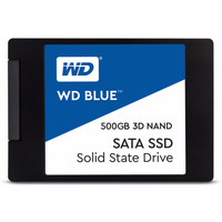 WD Blue 3D NAND 500GB SSD 2,5 inch