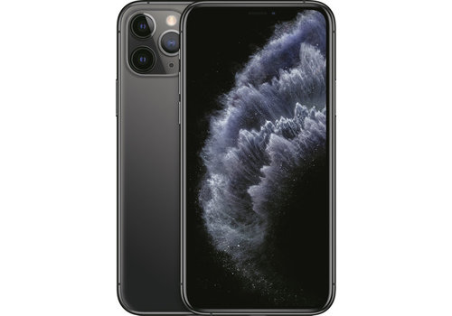 Apple iPhone 11 Pro 64GB Space Gray - Nieuw toestel