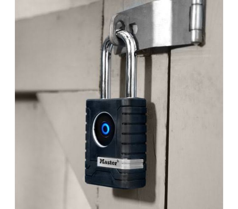 MasterLock 4401EURDLH Bluetooth Hangslot 56 mm