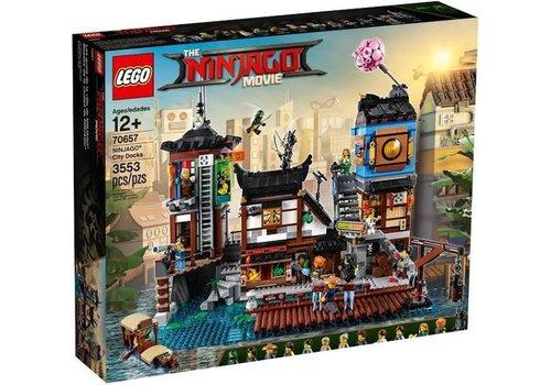 LEGO NINJAGO Movie City Haven 70657