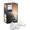 Philips Hue White Ambiance GU10 Bluetooth Duo Pack