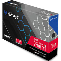 Sapphire RADEON NITRO+ RX 5700 XT