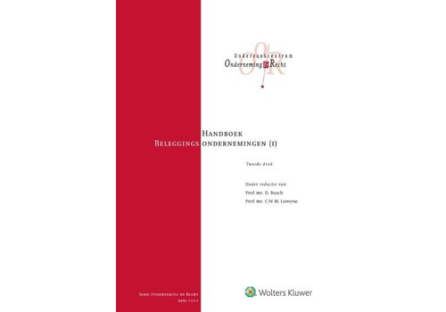 Handboek beleggingsondernemingen Druk 2