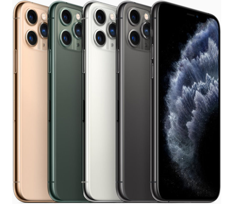 Apple iPhone 11 Pro 64GB Midnight Green