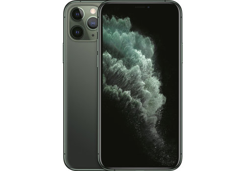 Apple iPhone 11 Pro 256GB Midnight Green - Nieuw toestel