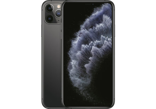 Apple iPhone 11 Pro Max 512GB Space Gray - Nieuw toestel