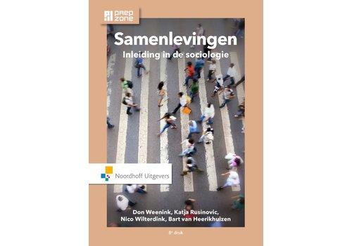 Samenlevingen inleiding in de sociologie druk 8 Tweedehands