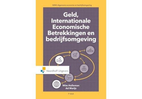 Geld, internationale economische betrekkingen en bedrijfsomgeving druk 7 Tweedehands
