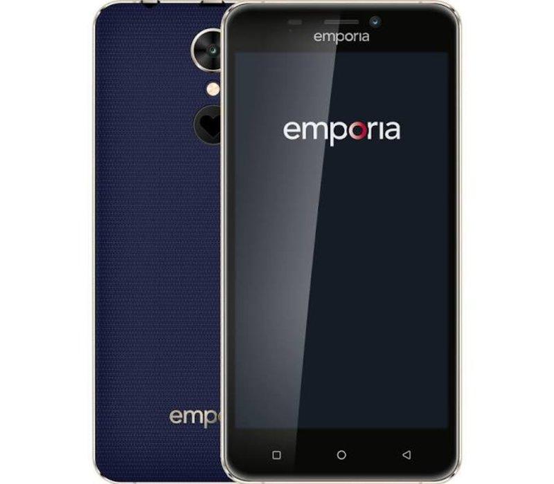 Emporia Smart 2 16GB Zwart/Blauw