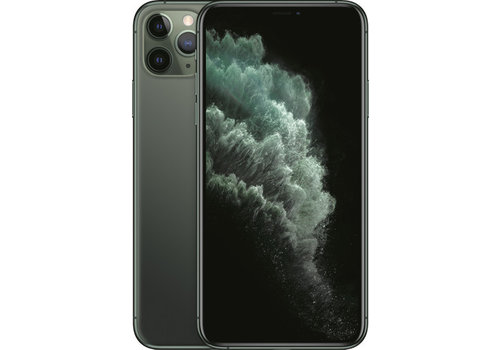 Apple iPhone 11 Pro Max 64GB Midnight Green - Nieuw toestel