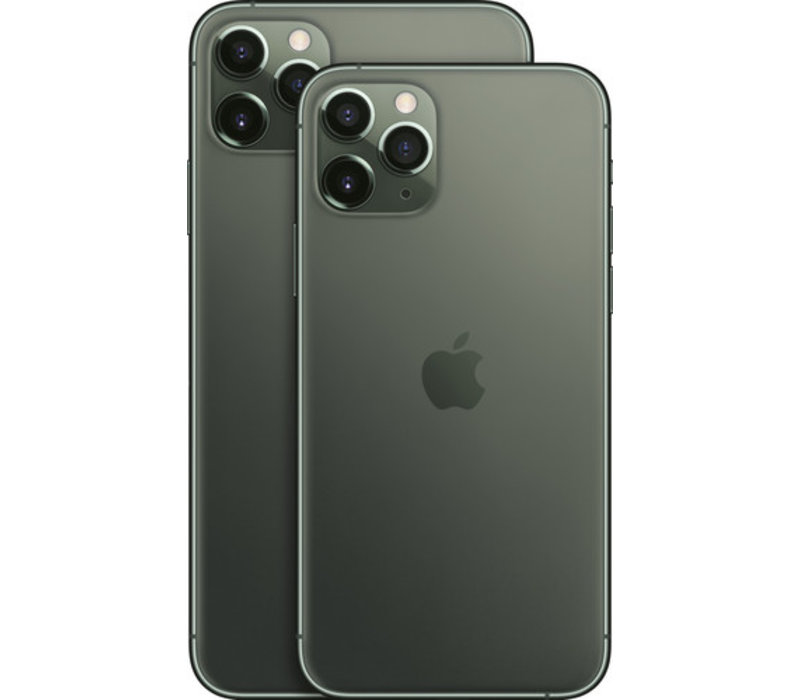 Apple iPhone 11 Pro Max 64GB Midnight Green - Nieuw toestel