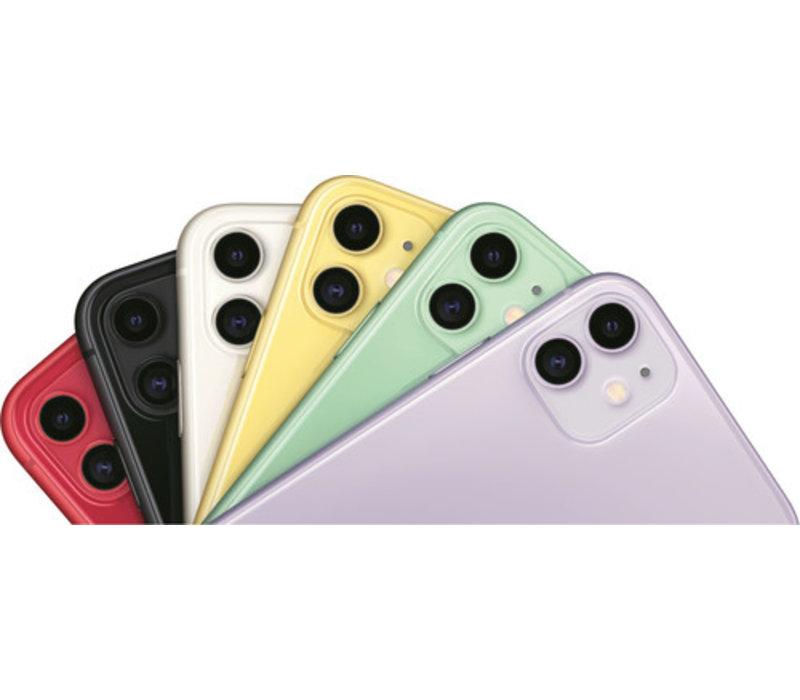 Apple iPhone 11 256GB Zwart - Nieuw toestel