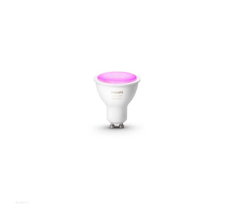 Philips Hue White and Color GU10 Bluetooth Losse Lamp