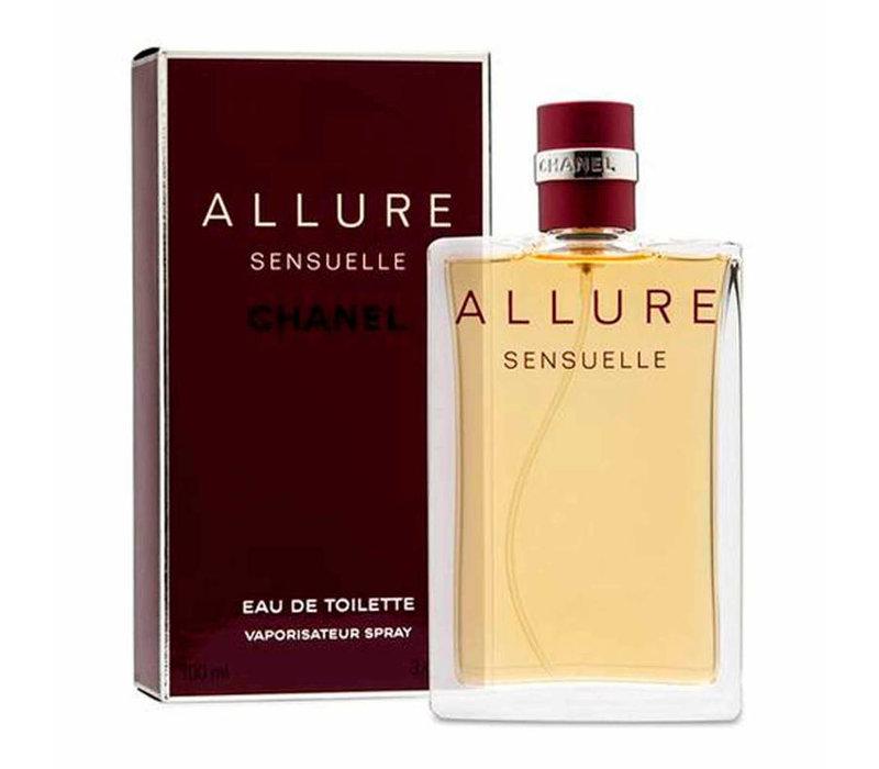 Chanel Allure Sensuelle Eau de Toilette 100 ml
