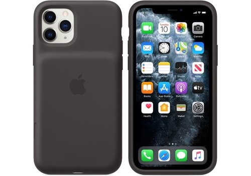 iPhone 11 Pro Smart Battery Case Zwart