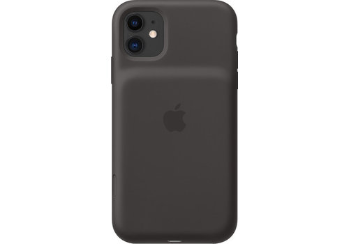 iPhone 11 Smart Battery Case Zwart