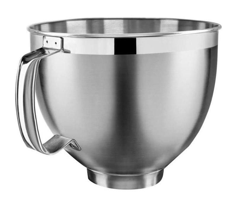 KitchenAid Artisan keukenmachine 4,8 liter 5KSM185PSEBK Gietijzerzwart