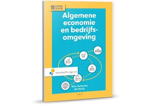 Algemene economie en bedrijfsomgeving druk 5 - Tweedehands