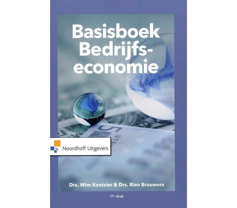 Basisboek Bedrijfseconomie druk 11 - Tweedehands