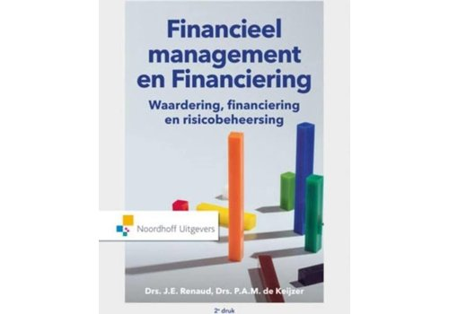 Financieel management en Financiering druk 3 - Tweedehands