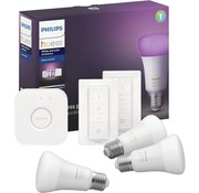 Philips Hue White and Color Ambiance Starterset E27