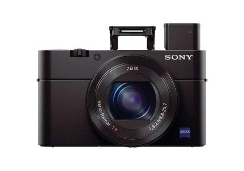 Sony Cybershot DSC-RX100 mark III