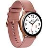 Samsung Galaxy Watch Active 2 40mm Goud met lederen band