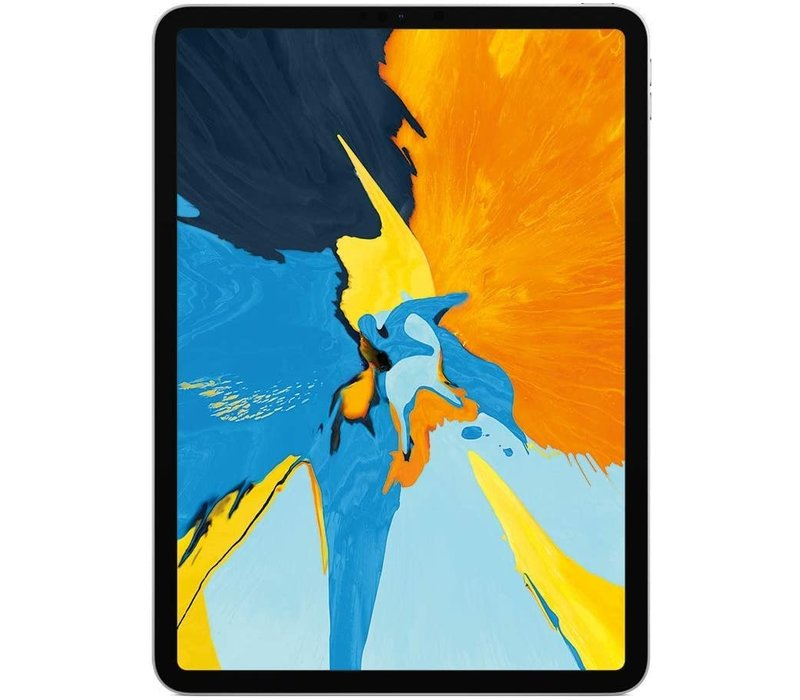 Apple iPad Pro 11 inch (2018) 64 GB Wifi Zilver