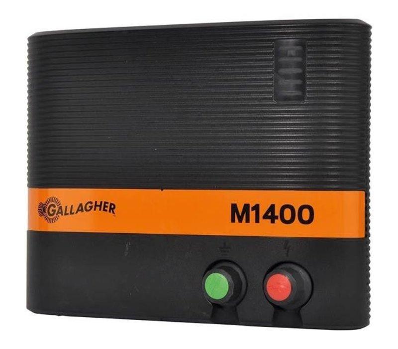 Gallagher M1400 230V Schrikdraadapparaat