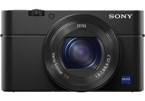 Sony CyberShot DSC-RX100 IV - Open doos
