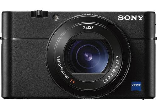 Sony Cybershot DSC-RX100 VA - Open doos