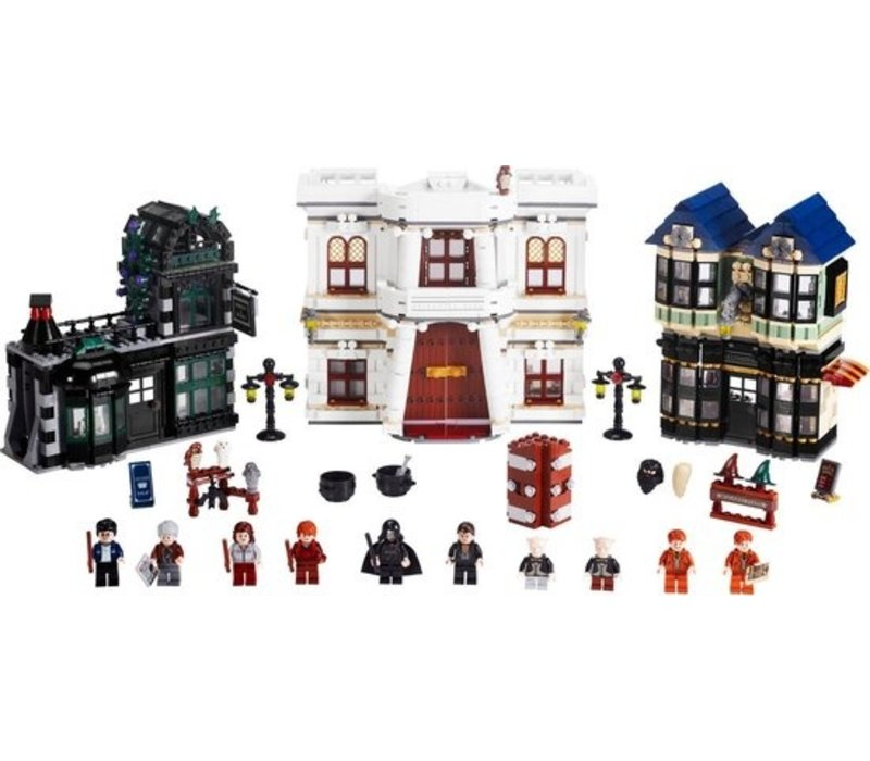 LEGO Harry Potter De Wegisweg 10217
