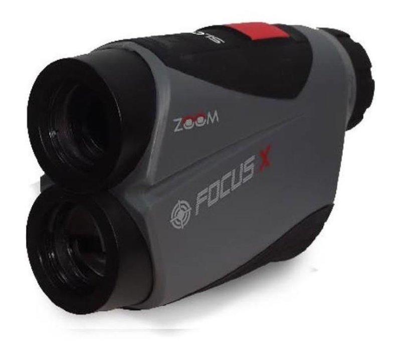Tasco Zoom Focus X Afstandsmeter Charcoal/Black-Red