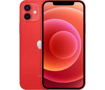 Apple iPhone 12 128GB Rood - Nieuw toestel + Screenprotector
