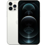 Apple iPhone 12 Pro 128GB Zilver - Nieuw toestel + Screenprotector