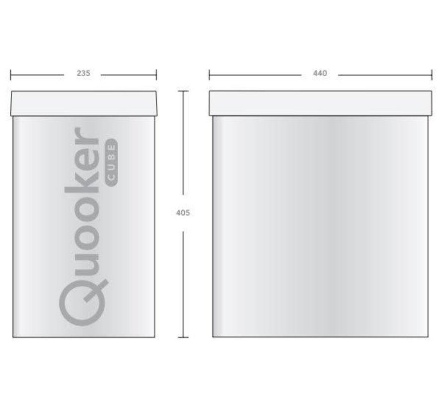 Quooker Cube voor koel en bruisend water