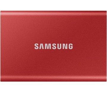 Samsung Portable SSD T7 1TB Rood