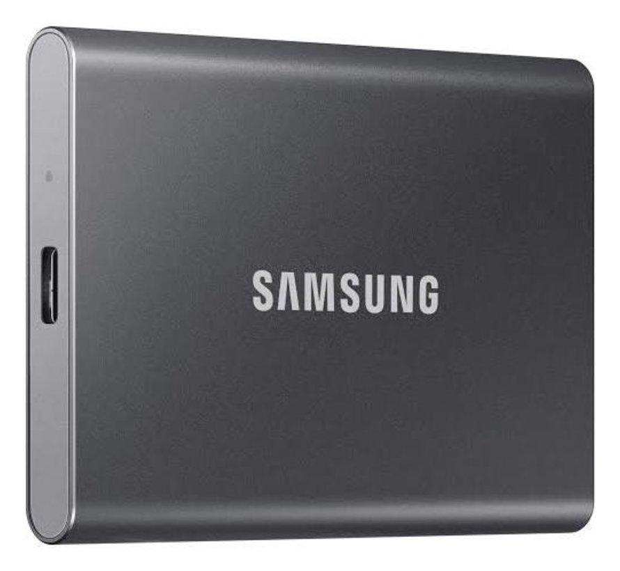 Samsung Portable SSD T7 1TB Grijs