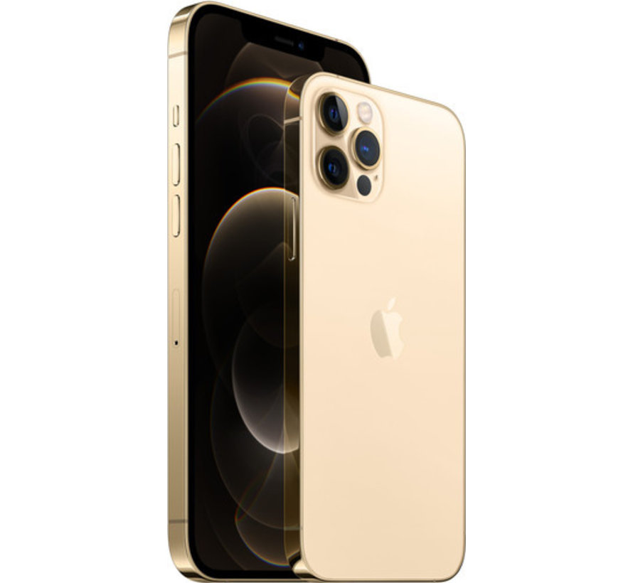 Apple iPhone 12 Pro Max 256GB Goud - Nieuw toestel