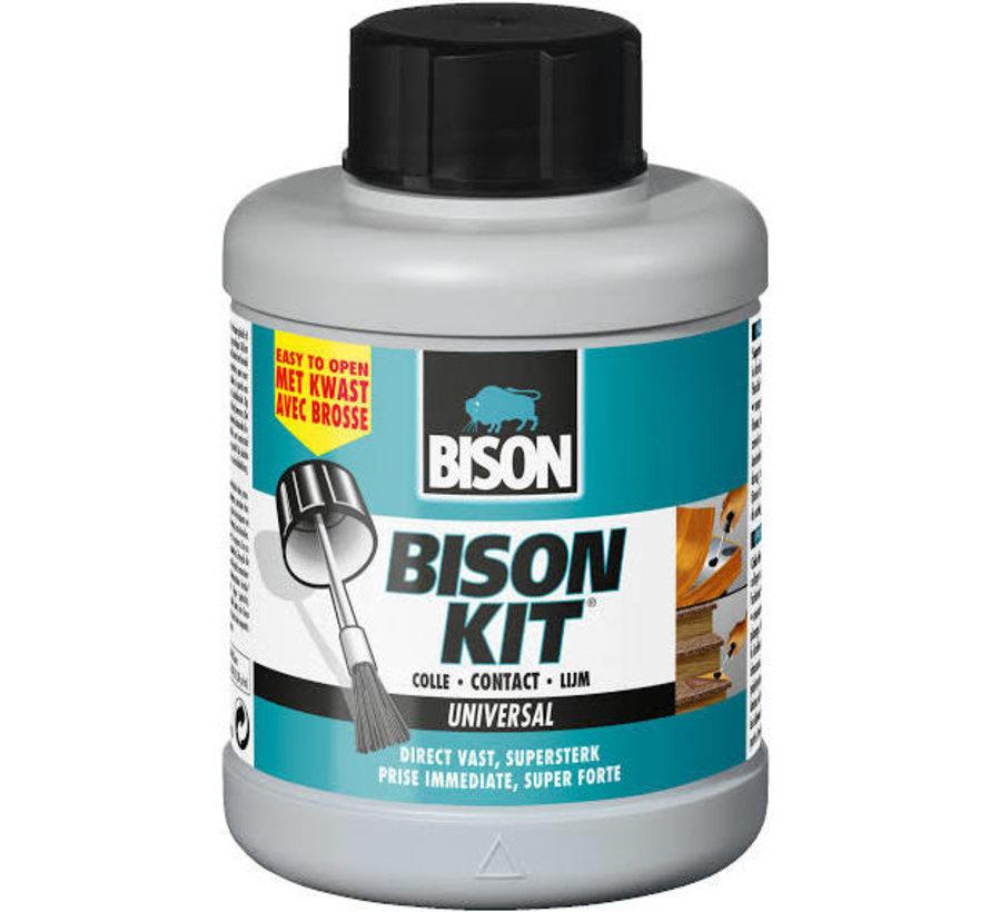 Bison Kit pot met kwast 400 ml