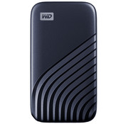 WD My Passport 500GB SSD Midnight Blue