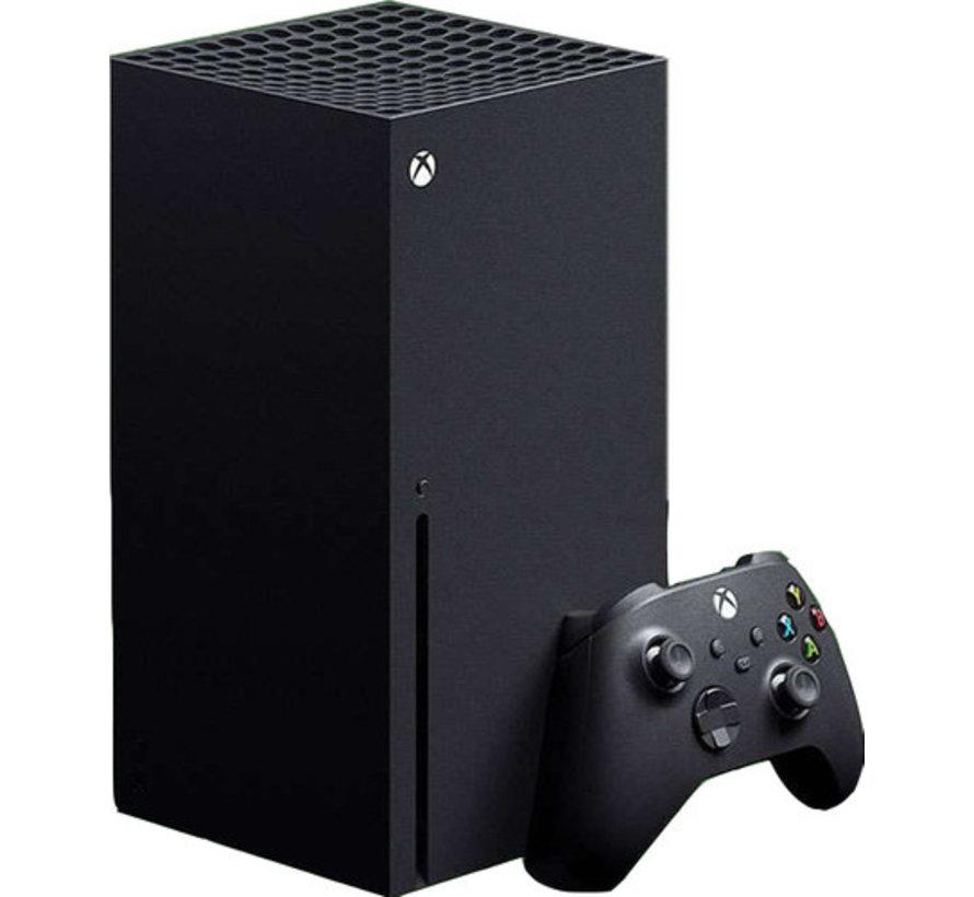 Microsoft Xbox Series X  1 TB Zwart