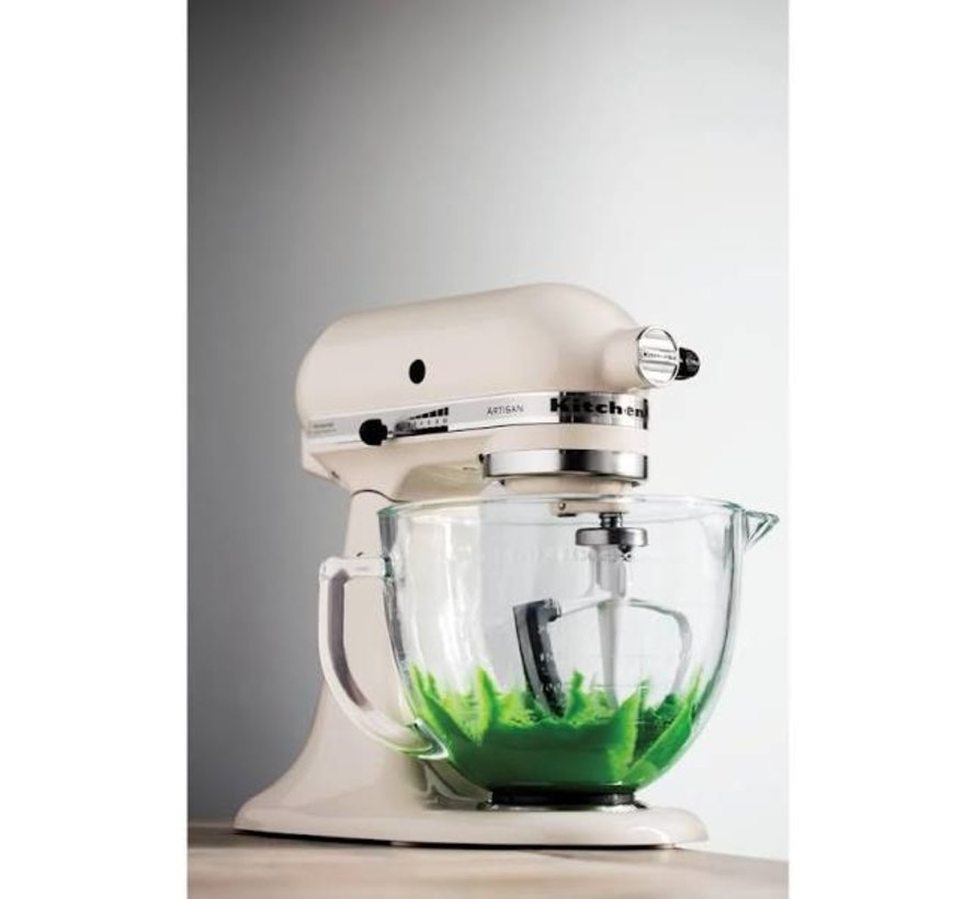 KitchenAid 5KFE5T menghaak met flexibele rand voor 4,8 liter en 4,3 liter