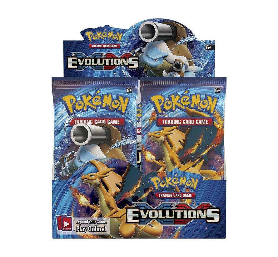 Pokemon XY Evolutions Booster Box