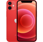 Apple iPhone 12 mini 128GB Rood - Nieuw toestel