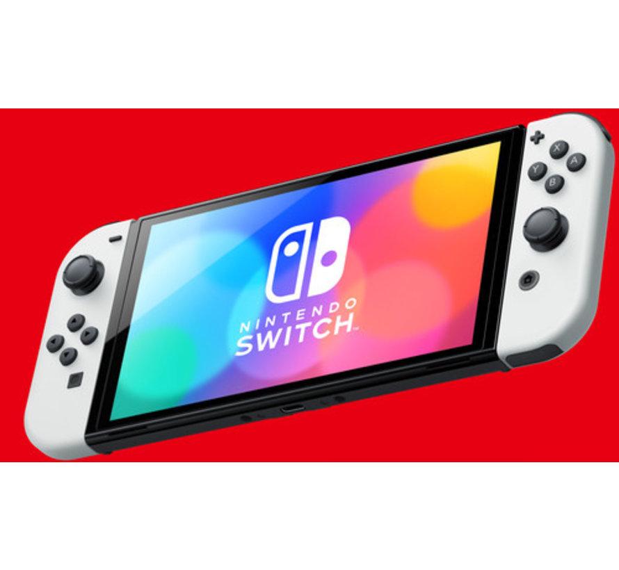 Nintendo Switch OLED Wit