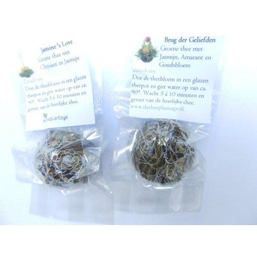 Goldstar theebloemen | losse thee kopen